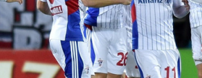 Górnik Zabrze 2:2 (3:2) Legia Warszawa