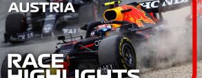 Grand Prix Austrii : wyścig -