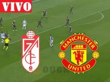 Granada CF 0:2 Manchester United