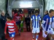 Granada CF 1:1 Real Sociedad