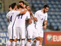 Gibraltar 1:4 Grecja