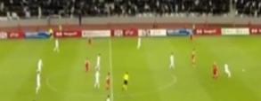 Gruzja 1:1 Kazachstan