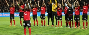 Guingamp 5:0 Bastia