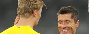 Kontaktowa bramka Lewandowskiego z Dortmundem!