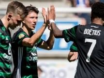 Heerenveen 2:3 Feyenoord