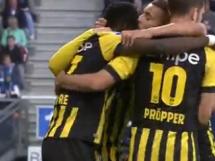 Heerenveen 2:2 Vitesse