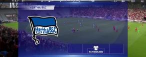 Hertha Berlin 4:3 Liverpool