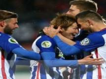 FC Heidenheim 2:3 Hertha Berlin