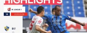 Ulsan Hyundai FC 4:0 Sangju Sangmu