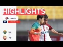Gangwon FC 3:1 Seoul