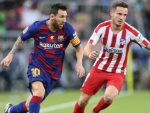 FC Barcelona 2:3 Atletico Madryt