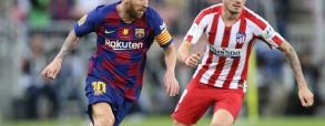 FC Barcelona 2:3 Atletico Madryt