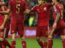 Hiszpania 0:1 Gruzja