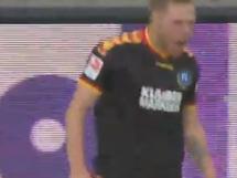 Hamburger SV - Karlsruher 1:1