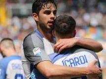 Udinese Calcio 0:4 Inter Mediolan