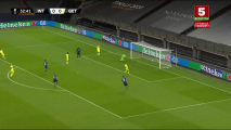 Inter Mediolan 2:0 Getafe CF [Filmik]