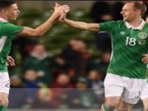 Irlandia 1:0 Szwajcaria