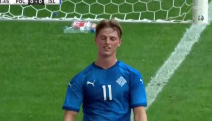 Polska 2:2 Islandia [Filmik]