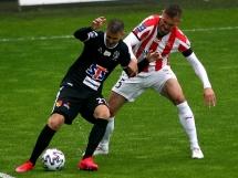 Cracovia Kraków 0:1 Jagiellonia Białystok