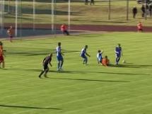 Kruoja Pokroje 0:1 Jagiellonia Białystok
