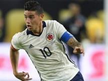 Kolumbia 2:0 Wenezuela