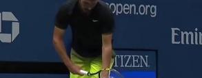 Novak Djoković 3:1 Jerzy Janowicz