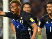 Tajlandia 0:2 Japonia
