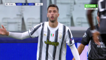 Juventus Turyn 2:1 Olympique Lyon [Filmik]