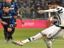 Juventus Turyn 3:0 Inter Mediolan