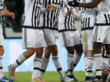 Juventus Turyn 2:1 Tottenham Hotspur