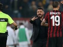 Juventus Turyn 4:0 AC Milan