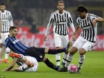 Inter Mediolan 2:1 Juventus Turyn
