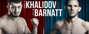 Khalidov powraca w wielkim stylu! Wygrana z Barnattem!