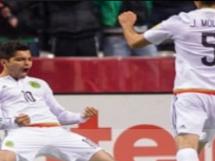 Kanada 0:3 Meksyk