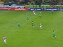 GKS Katowice 1:3 Cracovia Kraków