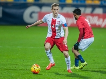 Polska U21 1:2 Czechy U21
