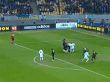 Dynamo Kijów 3:1 Guingamp