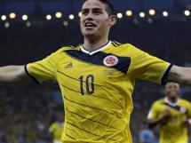 Kolumbia 2:3 Kostaryka