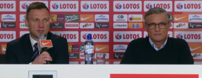 Konferencja po meczu z Serbią