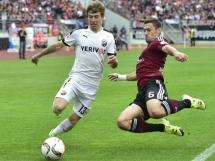 SV Sandhausen - Karlsruher 4:0