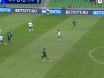 FK Krasnodar 1:2 FC Sochi