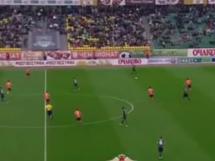 FK Krasnodar 6:0 Urał Jekaterynburg