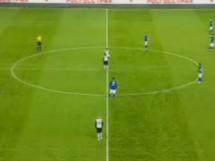 Dynamo Moskwa 1:4 FK Krasnodar