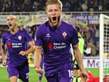 Gol Błaszczykowskiego w meczu z Palermo