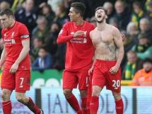Liverpool 1:1 Tottenham Hotspur