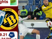 Lausanne Sports 1:6 Young Boys