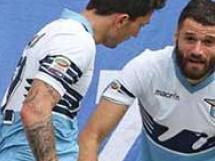 Lazio Rzym - US Palermo 2:1