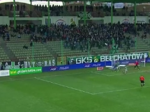 GKS Bełchatów - Lech Poznań :