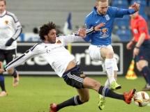 Lech Poznań przegrał 0-1 z FC Basel i odpadł z LE!