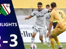 FK Bodo/Glimt 2:3 Legia Warszawa